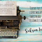 Saako lukihäiriöinen kirjoittaa Blogia?